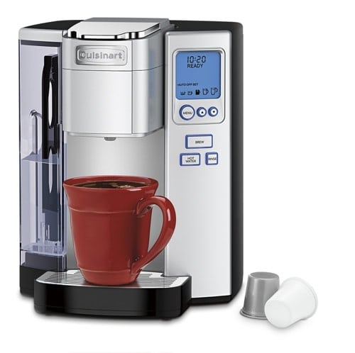 Best K Cup And Ground Coffee Maker